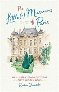 book cover the litter(r) musuems of paris