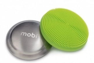 mobi steeler soap in green at The Grommet