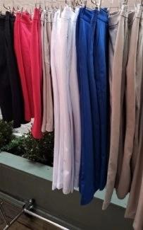 pants displayed at the Measure & Made