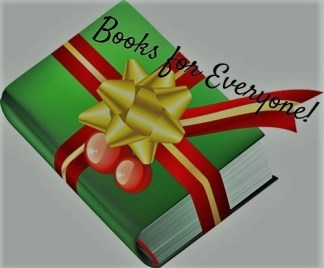 books for everyone holiday gift book graphic