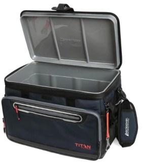 titan cooler open