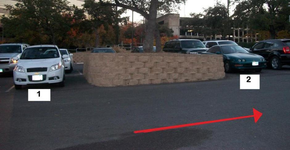 Tactical security parking techniques