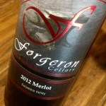 Forgeron Cellars Merlot