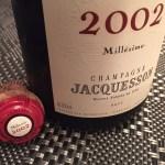 2002 Jacquesson Champagne