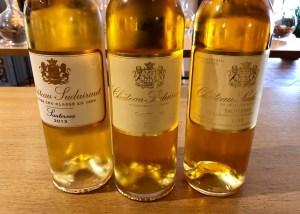 Sauternes Bordeaux France