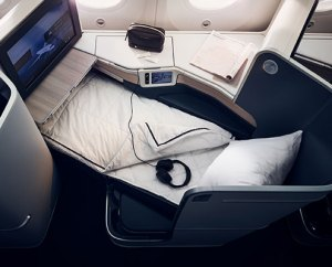 Airline business class