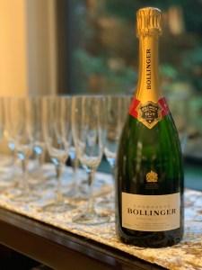 NV brut champagne