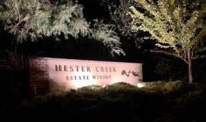 Hester Creek Winery