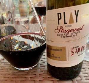 Play estate winery and bistro