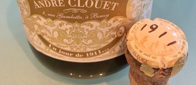 Champagne's Tête de Cuvees: André Clouet Un Jour de 1911