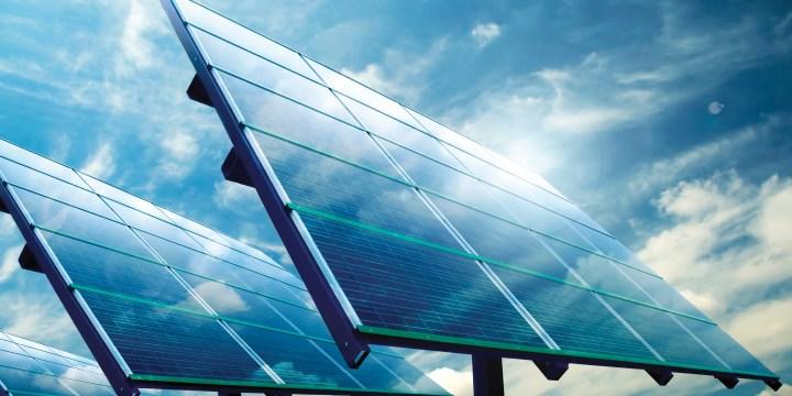 Prodhimi i energjisë drejt burimeve diellore ne Shqipëri