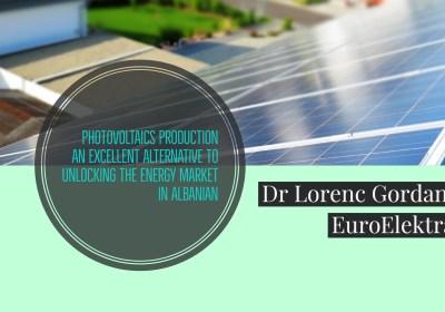 Photovoltaics an alternative to unlocking the energy market