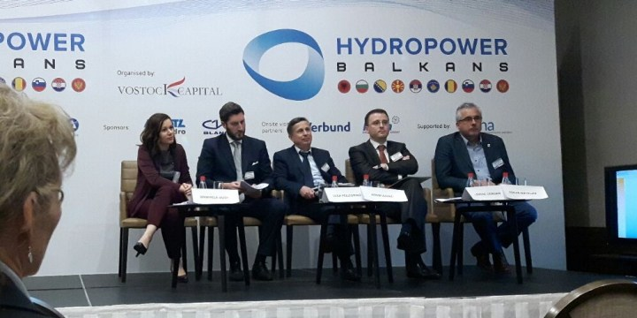 Summit and Exhibition Hydropower Balkans 2018