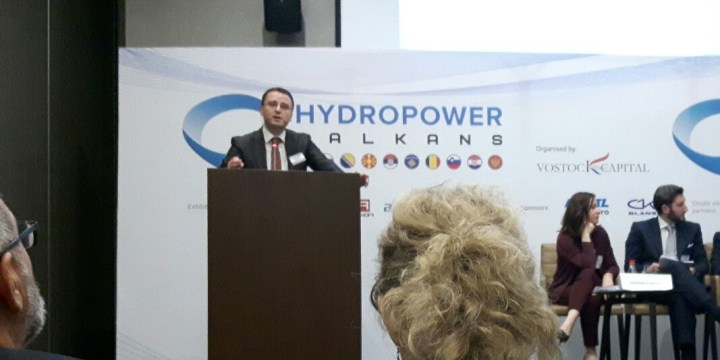 Major investment projects of Hydropower Plants in the Balkans