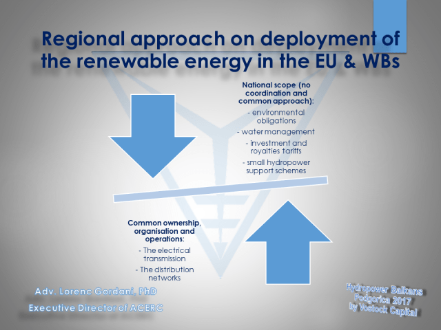 regional approach on the deployment limit of regional approach energy south east europe approach on the deployment
