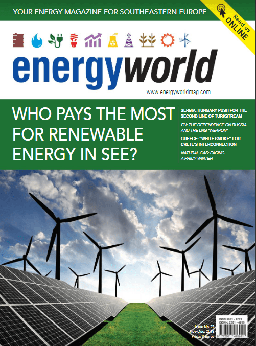 Energy World Magazine 27, November-December 2018