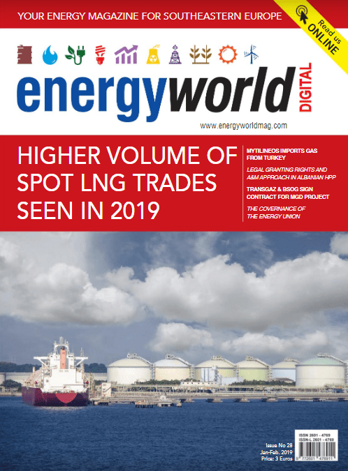 Energy World Magazine 28, January-February 2019