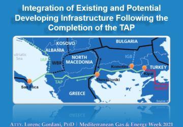 Gazi natyror; burim energjie; TAP; EnC; tranzitim; treg të gazit natyror; Azerbajxhani; tregun evropian