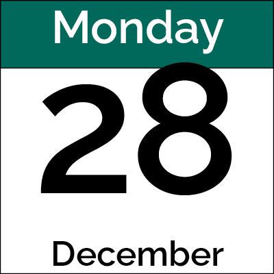 December 28
