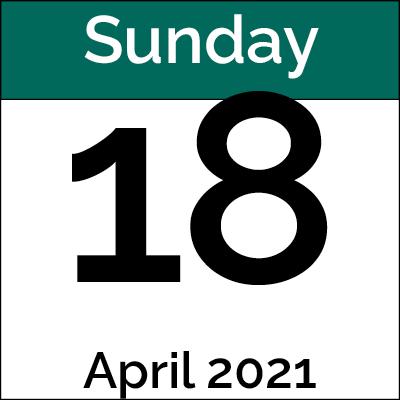 April 18