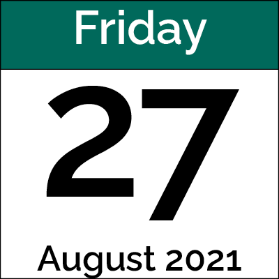 August 27