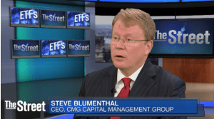 Steve Blumenthal, CEO, CMG Capital Management Group Inc. on theStreet