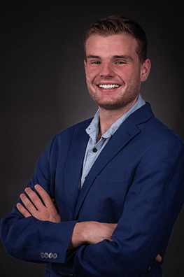 Cory Brydl, Administrative Assistant
