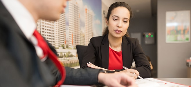 Real estate professionals: Insurance for employees