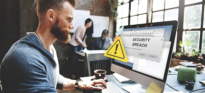 Data breach insurance for financial services