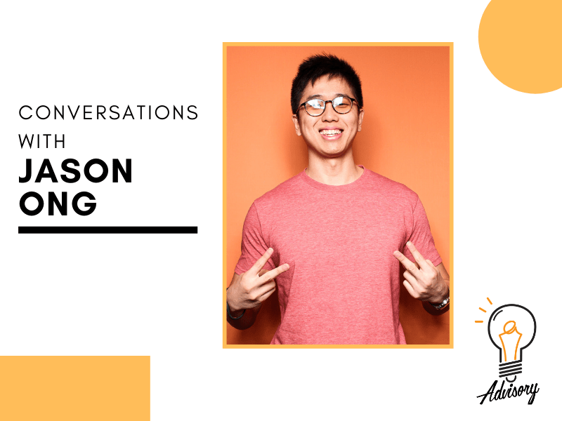 Conversations with Jason Ong