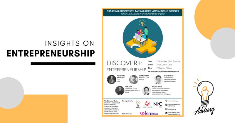 Insights on Entrepreneurship