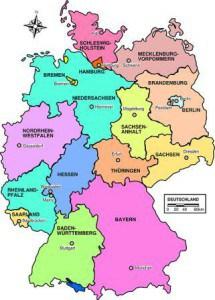 Rechtbanken in Duitsland