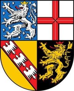 Rechtbanken in Saarland