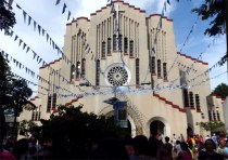 Baclaran Church Holy Week 2012