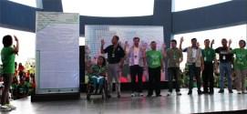 The VIPs Oath led by Dang Koe