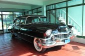 The President's Car - Cadillac c. 1954