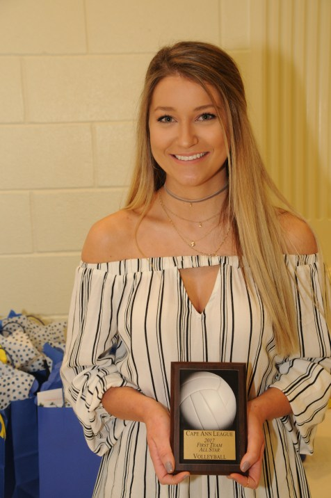 CAL 2017 First Team All Star Volleyball Maxine Boyle