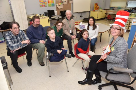 Garfield Elementary special needs students