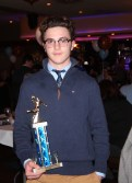 Award winner Nick Vecchio
