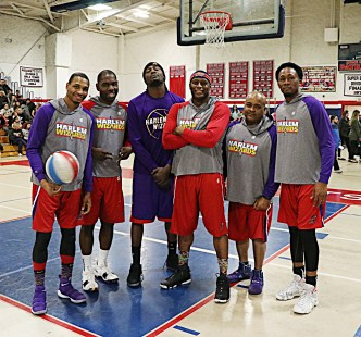 Meet the Harlem Wizards, Live Wire, Broadway, Loonatic, Space Jam, A Train, and the Werm.