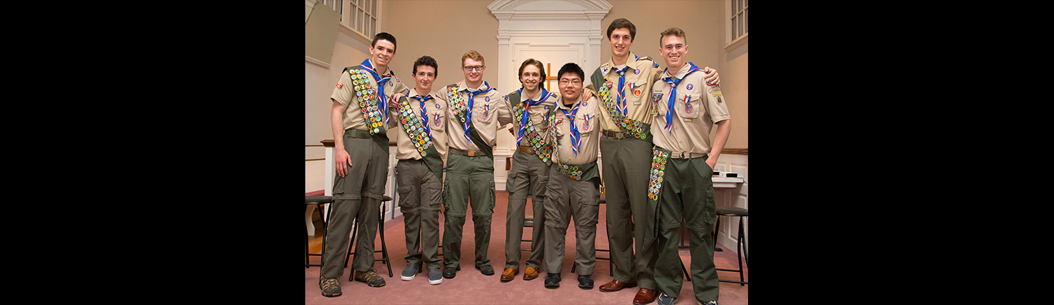 Lynnfield Troop 48 Eagle Scout Court of Honor