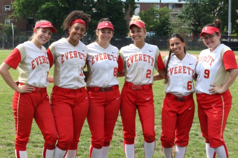 The Tide girls softball team started the season slowly but finished the 2018 season with a trip to the state tourney, but suffered a disappointing loss in the second round in a close game with Concord-Carlyle. So, as the season comes to an end, let's hear it for the softball seniors, from left to right, Bartolomeo, Kloey Cardillo, Tiffany Quintanilla, and Madison Williams.