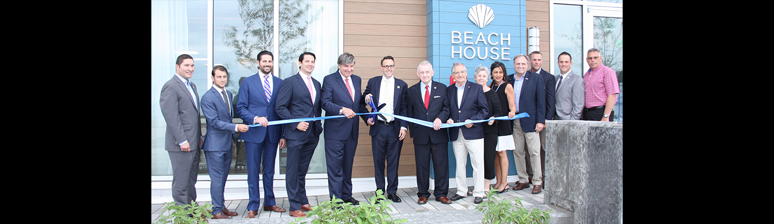 The Beach House hosts ribbon-cutting