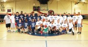 The 1st RHS Alumni Basketball Game held at RHS, last Thursday, August 2. This was the first but it won't be the last, a great time was had by all.