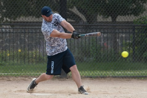 A Strike Out Cancer softball tournament was held throughout the weekend at Glendale Park