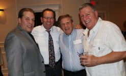 Ray Muldoon with Rich Clarke, Robert Scott and Larry Hittinger.