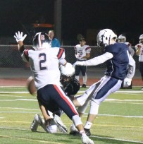 Just missing a block on a conversion point, Adetayo Atitebi was all over the field last Friday night.