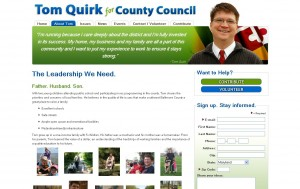 Vote Tom Quirk for Baltimore County Council