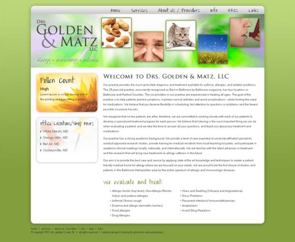 Drs. Golden & Matz, LLC_1306415274554