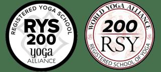 200 hour RYS Logo Adwait